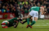 A International, Irish Independent Park, Cork 30/1/2015
