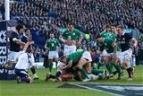 Sean O'Brien scores their fourth try 21/3/2015
