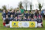 The Portlaoise girls team 11/4/2015