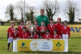 REPRO FREE***PRESS RELEASE NO REPRODUCTION FEE***AVIVA Mini Rugby Festival, Portlaoise RFC, Laois 11/4/2015Cashel RFCMandatory Credit ©INPHO/Ryan Byrne