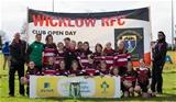 REPRO FREE***PRESS RELEASE NO REPRODUCTION FEE***AVIVA Mini Rugby Festival, Portlaoise RFC, Laois 11/4/2015Wicklow RFCMandatory Credit ©INPHO/Ryan Byrne