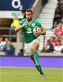 Dave Kearney was given some space to attack as Ireland looked to stay in the hunt Credit: ©INPHO/Billy Stickland