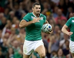 Louth man Rob Kearney darts through to finish off Ireland's sixth try of the afternoon Credit: ©INPHO/Dan Sheridan
