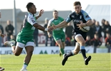 Connacht fell behind to an early intercept try from Cardiff winger Aled Summerhill Credit: ©INPHO/Morgan Treacy