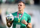 Winger Tommy Bowe was set for his second successive start of the tournament against Italy Credit: ©INPHO/Dan Sheridan
