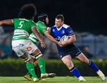 Returning prop Cian Healy was sprung from the Leinster bench along with Richardt Strauss and Martin Moore in the 49th minute Credit: ©SPORTSFILE/Ramsey Cardy