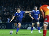Leinster out-half Ian Madigan kicks one of his three first half penalties Credit: ©INPHO/Ryan Byrne