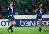 Connacht lined out for their second Challenge Cup game with Robbie Henshaw and Bundee Aki in the centre Credit: ©INPHO/James Crombie
