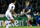 Scrum half Kieran Marmion was among Connacht's top performers as Pat Lam's men pushed four points clear at the top of Challenge Cup Pool 1 Credit: ©INPHO/James Crombie