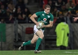 Andrew Trimble was ever-present during the Six Nations and summer tour, starting Ireland's last eight Tests Credit: ©INPHO/Billy Stickland