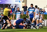 Sean Cronin crashed through the Castres defence to score his second try of the afternoon Credit:  ©INPHO/Gary Carr