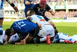 Jack McGrath's first half try helped Leinster take a 19-3 lead in their Champions Cup opener Credit:  ©INPHO/Gary Carr