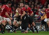 Rugby Friendly,  Thomond Park, Limerick 11/11/2016Munster vs Maori All BlacksMunster's Tommy O'DonnellMandatory Credit ©INPHO/Billy Stickland