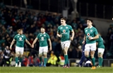 Guinness Series, Aviva Stadium, Dublin 26/11/2016Ireland vs Australia Ireland's Garry Ringrose and Joey CarberyMandatory Credit ©INPHO/Colm ONeill