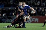 Dan Leavy was part of a strong Leinster back row unit along with Rhys Ruddock and man-of-the-match Jack Conan Credit: ©INPHO/Donall Farmer
