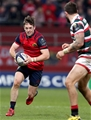 Darren Sweetnam, who was making only his second European appearance for Munster, continues to impress out wide for the province Credit: ©INPHO/Dan Sheridan