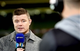 European Rugby Champions Round 4, Aviva Stadium, Dublin 17/12/2016Leinster vs Northampton SaintsBrian O'Driscoll of BT Sport Mandatory Credit ©INPHO/Ryan Byrne
