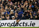 European Rugby Champions Round 4, Aviva Stadium, Dublin 17/12/2016Leinster vs Northampton SaintsLeinsters Ross Byrne takes a kickMandatory Credit ©INPHO/Gary Carr