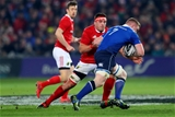 Guinness PRO12, Thomond Park, Limerick 26/12/2016Munster vs LeinsterMunster's CJ Stander and Dan Leavy of LeinsterMandatory Credit ©INPHO/James Crombie