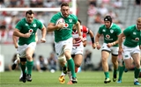 2017 Summer Tour 3rd Test, Ajinomoto Stadium, Chofu, Tokyo 24/6/2017Japan vs IrelandIreland's Jack Conan makes a break Mandatory Credit ©INPHO/Ryan Byrne