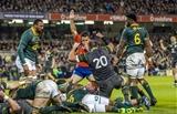 Guinness Series, Aviva Stadium, Dublin 11/11/2017 Ireland vs South AfricaIreland's Rob Herring scores a tryMandatory Credit ©INPHO/Morgan Treacy