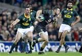 Guinness Series, Aviva Stadium, Dublin 11/11/2017 Ireland vs South AfricaIreland's Robbie HenshawMandatory Credit ©INPHO/Oisin Keniry