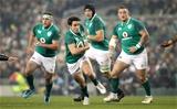 Guinness Series, Aviva Stadium, Dublin 18/11/2017 Ireland vs FijiIreland's Joey Carbery makes a break Mandatory Credit ©INPHO/Ryan Byrne
