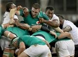 Guinness Series, Aviva Stadium, Dublin 18/11/2017 Ireland vs FijiIrelands Jack Conan in a rolling maulMandatory Credit ©INPHO/Oisin Keniry