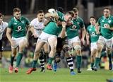 Guinness Series, Aviva Stadium, Dublin 18/11/2017 Ireland vs FijiIrelands Chris Farrell tackled by Dominiko Waqaniburotu of FijiMandatory Credit ©INPHO/Dan Sheridan