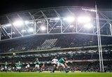 Guinness Series, Aviva Stadium, Dublin 18/11/2017 Ireland vs FijiIreland's Jack Conan scores their third try of the game Mandatory Credit ©INPHO/Ryan Byrne