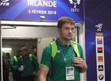 NatWest 6 Nations Championship Round 1, Stade de France, Paris, France 3/2/2018France vs IrelandIreland's Iain Henderson arrivesMandatory Credit ©INPHO/Billy Stickland