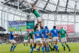 NatWest 6 Nations Championship Round 2, Aviva Stadium, Dublin 10/2/2018Ireland vs ItalyIreland's Peter O'MahonyMandatory Credit ©INPHO/Morgan Treacy