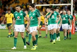 Mitsubishi Estate Series 1st Test, Suncorp Stadium, Brisbane9/6/2018Australia vs IrelandIreland's Rob Kearney and Joey Carbery dejected after the gameMandatory Credit ©INPHO/Dan Sheridan