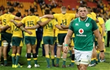 Mitsubishi Estate Series 1st Test, Suncorp Stadium, Brisbane9/6/2018Australia vs IrelandIreland's CJ Stander dejected after the gameMandatory Credit ©INPHO/Dan Sheridan
