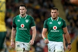 Mitsubishi Estate Series 1st Test, Suncorp Stadium, Brisbane9/6/2018Australia vs IrelandIreland's CJ Stander and James Ryan Mandatory Credit ©INPHO/Dan Sheridan