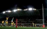 Mitsubishi Estate Series 2nd Test, AAMI Park, Melbourne, Australia 16/6/2018Australia vs IrelandIreland's James Ryan wins a line out Mandatory Credit ©INPHO/Dan Sheridan