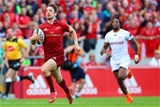 Darren Sweetnam's 72nd-minute intercept effort from halfway closed out the scoring for the Munstermen Credit: ©INPHO/Tommy Dickson