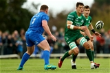 Guinness PRO14, The Sportsground, Galway 29/9/2018Connacht vs LeinsterLeinster's Tadhg Furlong and Quinn Roux of ConnachtMandatory Credit ©INPHO/James Crombie