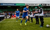 Guinness PRO14, The Sportsground, Galway 29/9/2018Connacht vs LeinsterLeinster's Johnny Sexton takes to the fieldMandatory Credit ©INPHO/James Crombie