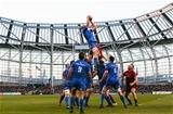 Guinness PRO14, Aviva Stadium, Dublin 6/10/2018Leinster vs MunsterLeinster's Devin Toner wins a line out ball Mandatory Credit ©INPHO/Bryan Keane