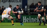 Heineken Champions Cup Round 1 RDS  Dublin 12/10/2018Leinster vs WaspsLeinsters Tadhg Furlong supported by James Ryan   Mandatory Credit ©INPHO/Billy Stickland