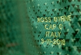 Guinness Series, Solider Field, Chicago, USA 3/11/2018Ireland vs ItalyA view of Ireland's Ross Byrne's jersey in the dressing roomMandatory Credit ©INPHO/Dan Sheridan