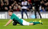 Guinness Series, Aviva Stadium, Dublin 10/11/2018Ireland vs ArgentinaIreland's Luke McGrath scores a tryMandatory Credit ©INPHO/Ryan Byrne