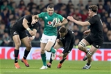 Guinness Series, Aviva Stadium, Dublin 17/11/2018Ireland vs New Zealand All BlacksIreland's Rob Kearney breaksMandatory Credit ©INPHO/Dan Sheridan