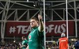 Guinness Series, Aviva Stadium, Dublin 17/11/2018Ireland vs New Zealand All BlacksIreland's Tadhg Furlong celebrates after the game Mandatory Credit ©INPHO/Gary Carr