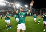 Guinness Series, Aviva Stadium, Dublin 17/11/2018Ireland vs New Zealand All BlacksIreland's Rob Kearney celebrates winningMandatory Credit ©INPHO/Dan Sheridan